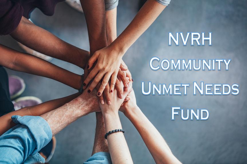 Unmet Needs Fund graphic